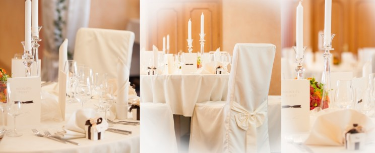 Collage Hochzeitsgastgeschenke schoko