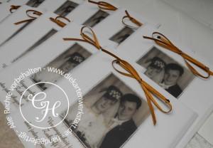 Einladungen zum Ehejubiläum