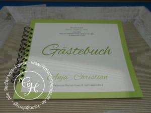 Gästebuch maigrün
